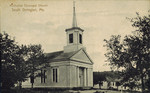 Methodist Episcopal Church, South Orrington, circa 1910 by Orrington Historical Society