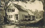 The Young Home, South Orrington, circa 1950 by Orrington Historical Society