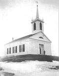 Orrington Center Church, 1832 by Orrington Historical Society