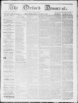 The Oxford Democrat : Vol 18. No. 50 - January 03, 1868