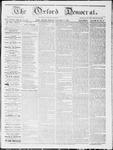 Oxford Democrat : Vol 18. No. 50 - January 03, 1868
