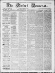 The Oxford Democrat : Vol 18. No. 51 - January 10, 1868