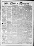 Oxford Democrat : Vol 19. No. 1 - January 24, 1868