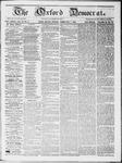 Oxford Democrat : Vol 19. No. 3 - February 07, 1868