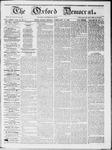 Oxford Democrat : Vol 19. No. 4 - February 14, 1868