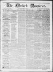 The Oxford Democrat : Vol 19. No. 5 - February 21, 1868