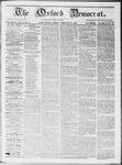 Oxford Democrat : Vol 19. No. 5 - February 21, 1868