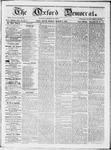 Oxford Democrat : Vol 19. No. 7 - March 06, 1868