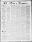 The Oxford Democrat : Vol 19. No. 16 - May 08, 1868