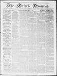 Oxford Democrat : Vol 19. No. 16 - May 08, 1868
