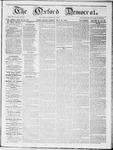 The Oxford Democrat : Vol 19. No. 19 - May 29, 1868