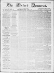 The Oxford Democrat : Vol 19. No. 20 - June 05, 1868