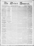 Oxford Democrat : Vol 19. No. 20 - June 05, 1868
