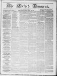 Oxford Democrat : Vol 19. No. 23 - June 26, 1868
