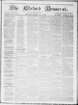 The Oxford Democrat : Vol 19. No. 24 - July 03, 1868
