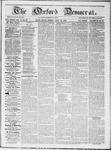 Oxford Democrat : Vol 19. No. 25 - July 10, 1868