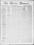 The Oxford Democrat : Vol 19. No. 26 - July 17, 1868