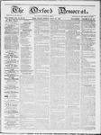 Oxford Democrat : Vol 19. No. 27 - July 24, 1868