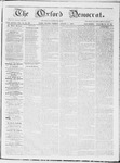 Oxford Democrat : Vol 19. No. 29 - August 07, 1868