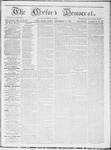 The Oxford Democrat : Vol 19. No. 34 - September 11, 1868