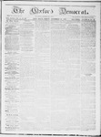 The Oxford Democrat : Vol 19. No. 35 - September 18, 1868
