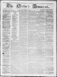 The Oxford Democrat : Vol 19. No. 39 - October 16, 1868