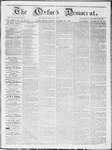 The Oxford Democrat : Vol 19. No. 40 - October 23, 1868