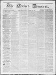 Oxford Democrat : Vol 19. No. 40 - October 23, 1868