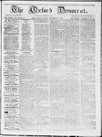 Oxford Democrat : Vol 19. No. 41 - October 30, 1868