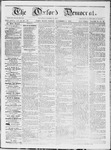The Oxford Democrat : Vol 19. No. 42 - November 06, 1868