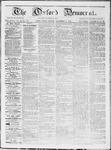 Oxford Democrat : Vol 19. No. 42 - November 06, 1868