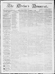 The Oxford Democrat : Vol 19. No. 43 - November 13, 1868