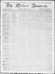 Oxford Democrat : Vol 19. No. 44 - November 20, 1868