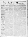 The Oxford Democrat : Vol 19. No. 45 - November 27, 1868