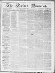 Oxford Democrat : Vol 19. No. 46 - December 04, 1868