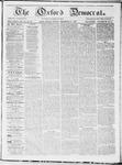 Oxford Democrat : Vol 19. No. 47 - December 11, 1868