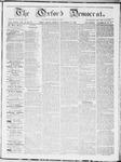 Oxford Democrat : Vol 19. No. 48 - December 18, 1868