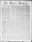 The Oxford Democrat : Vol 19. No. 49 - December 25, 1868