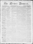 Oxford Democrat : Vol. 19, No. 51 - January 08, 1869