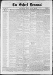 The Oxford Democrat : Vol. 36, No. 2 - January 29, 1869