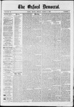 The Oxford Democrat : Vol. 36, No. 7 - March 05, 1869