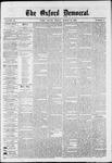 Oxford Democrat : Vol. 36, No. 8 - March 12, 1869