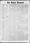 The Oxford Democrat : Vol. 36, No. 16 - May 07, 1869