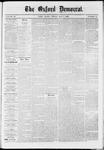 Oxford Democrat : Vol. 36, No. 16 - May 07, 1869