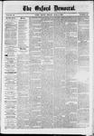 Oxford Democrat : Vol. 36, No. 20 - June 04, 1869