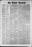 The Oxford Democrat : Vol. 36, No. 23 - June 25, 1869