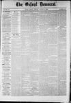 Oxford Democrat : Vol. 36, No. 29 - August 06, 1869