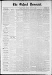 Oxford Democrat : Vol. 36, No. 30 - August 13, 1869