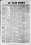 The Oxford Democrat : Vol. 36, No. 34 - September 10, 1869