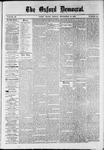 Oxford Democrat : Vol. 36, No. 34 - September 10, 1869